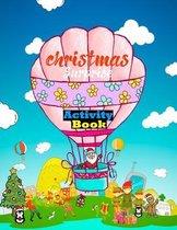 Christmas Surprise Activity Book