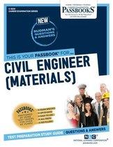 Civil Engineer (Materials), Volume 3224
