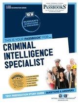 Criminal Intelligence Specialist, Volume 4024