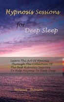 Hypnosis sessions for deep sleep