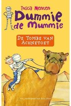 Dummie de mummie 2 -   Dummie de mummie en de tombe van Achnetoet