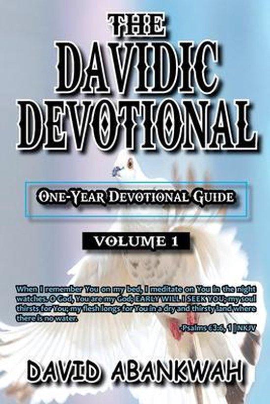 Boek cover The Davidic Devotional van David Abankwah (Paperback)