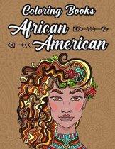 Coloring Book African American