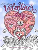 Valentines Day Coloring Book