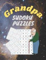 Grandpa sudoku puzzles: