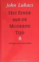 Boek cover Einde van de moderne tijd van Lukacs