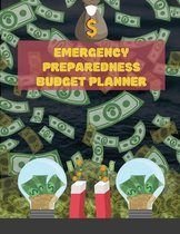 Emergency Preparedness Budget Planner -Rain with Money