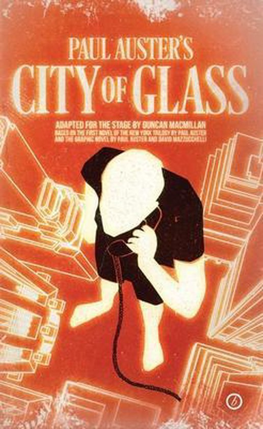 Boek cover City of Glass van Duncan Macmillan (Paperback)