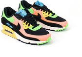 Nike Air Max 90 PRM - Atomic Pink/Black/Laser Blue - Maat 39