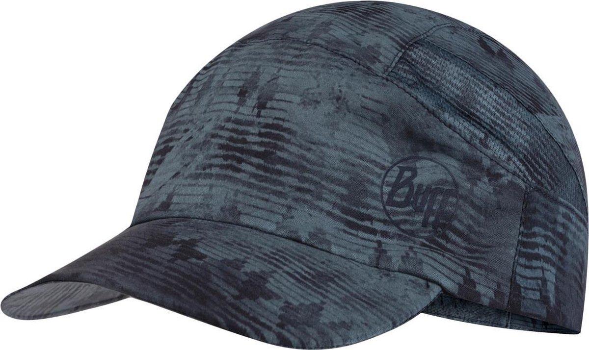BUFF  Pack Trek Cap Tzom Stone Blue - Pet - Zonbescherming - one size