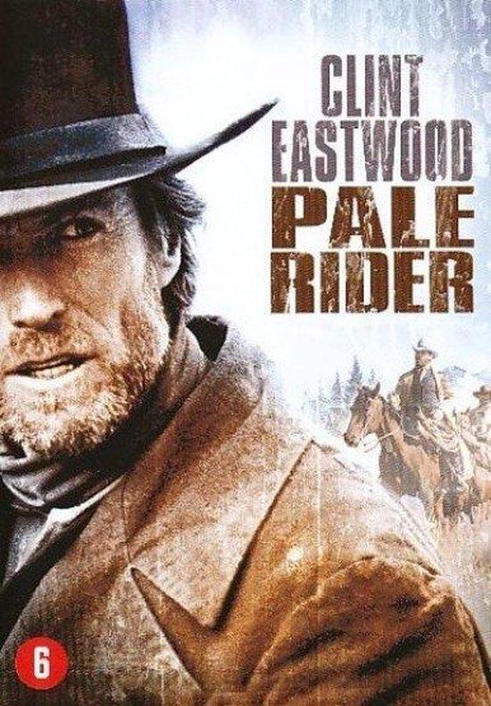Cover van de film 'Pale Rider'