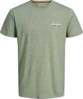Jack & Jones Jack & Jones Originals Tons T-shirt - Mannen - groen