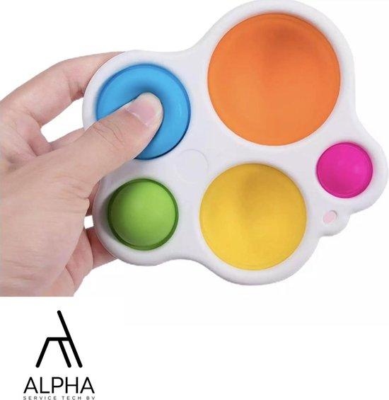 Simple Dimple fidget toy - Bekend van TikTok -