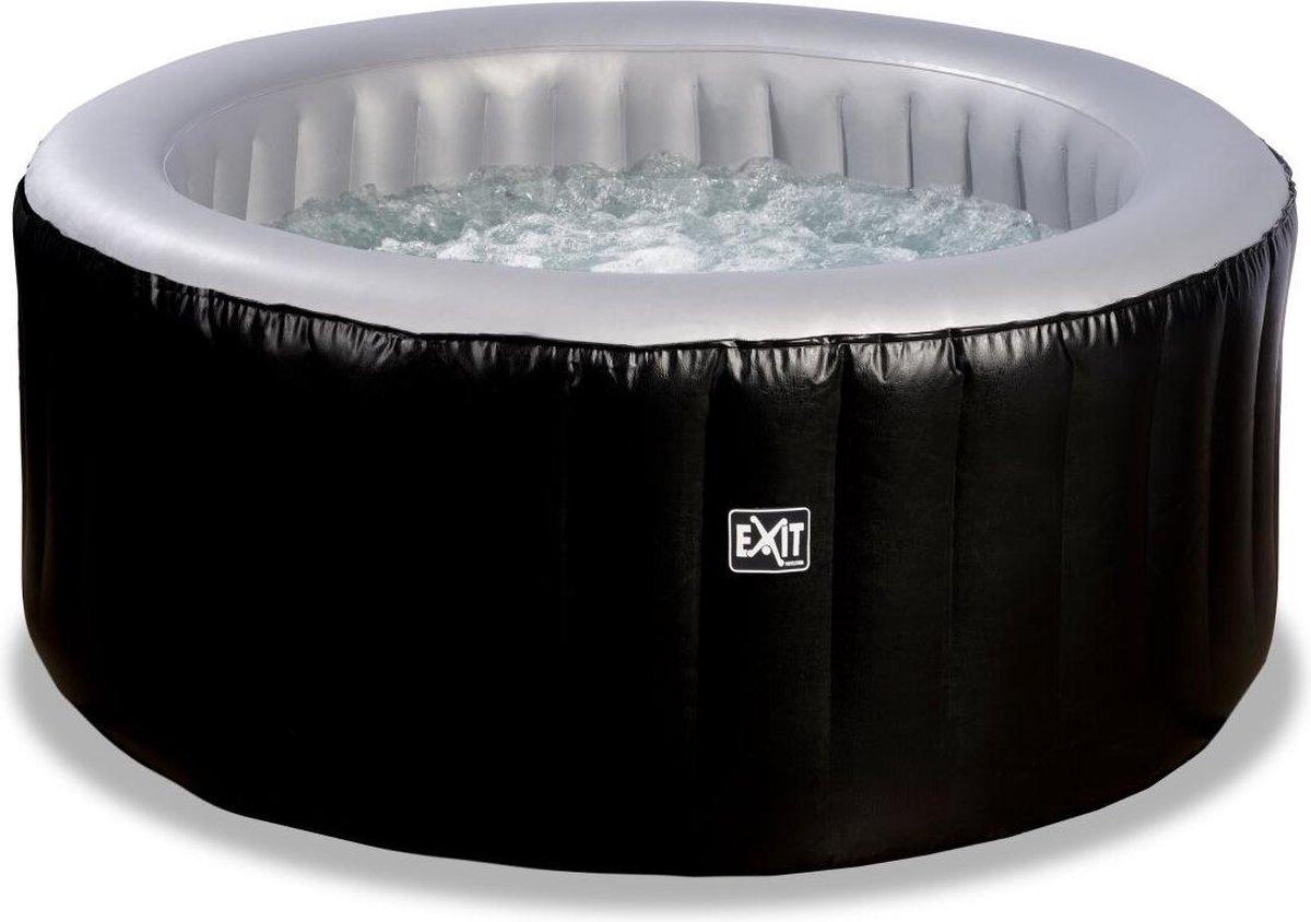 EXIT Silver Classic spa ø165x65cm - zwart