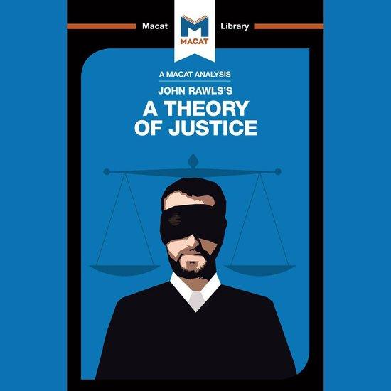 Boek cover The Macat Analysis of John Rawlss Theory of Justice van Filippo Dionigi (Onbekend)
