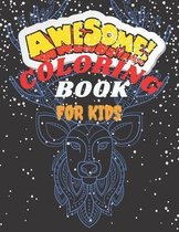Awesome Coloring Book for Kids