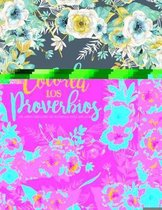 Colorea los Proverbios: Un libro cristiano de colorear para adultos