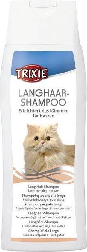 Trixie - Shampoo kat - 250 ml - Tegen klitten