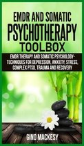 Omslag EMDR and Somatic Psychotherapy Toolbox