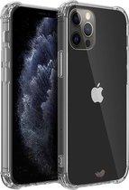 iphone 12 en 12 Pro hoesje - iPhone 12 / 12 Pro shock proof case - iPhone 12 Pro hoesje transparant - hoesje iPhone 12 Pro apple - iPhone 12 Pro hoesjes cover hoes