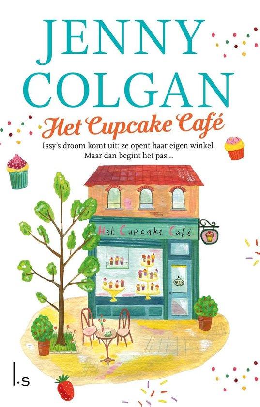 Boek cover Het Cupcake Café van Jenny Colgan (Onbekend)