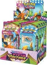 TCG Pokémon Sword & Shield Vivid Voltage Theme Deck - Charizard POKEMON