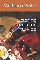 Coloring book for my kids