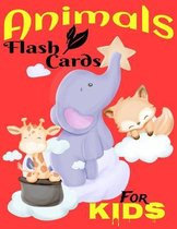 Animals Flash Cards For Kids