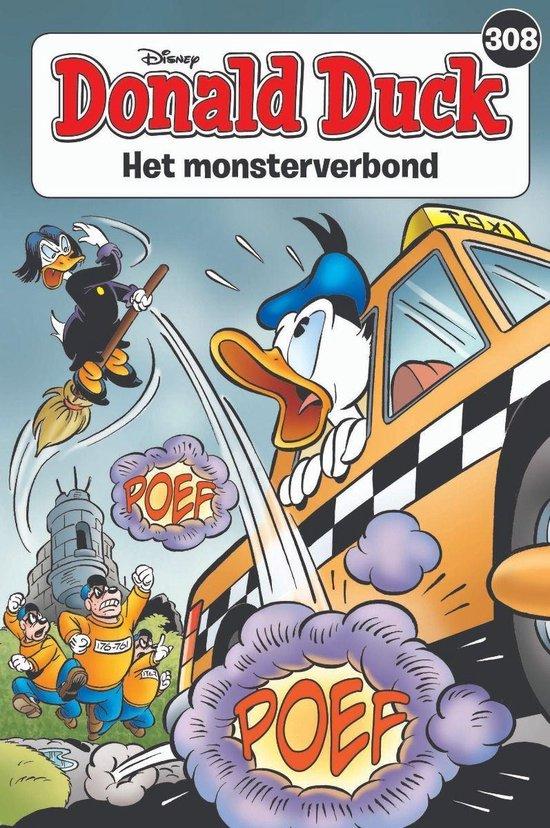 Afbeelding van Donald Duck Pocket 308