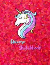 Unicorn Sketchbook 1