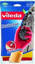 Vileda Handschoenen Protection M 1 paar