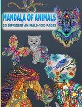 Mandala of Animals