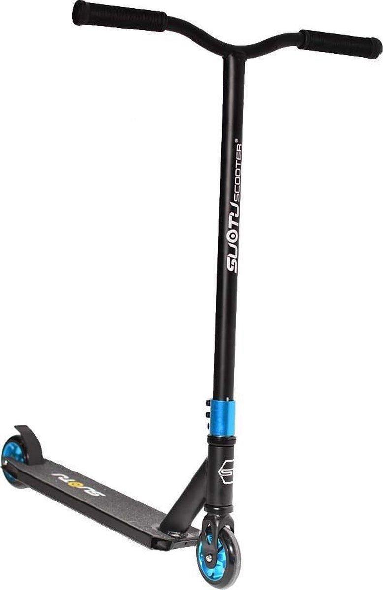 R10 Stunt step - Step(Niet elektrisch)-Wielen 11mm-Aluminium Core-blauw