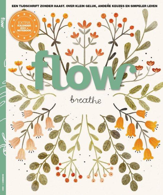 Afbeelding van Flow Magazine 1-2021