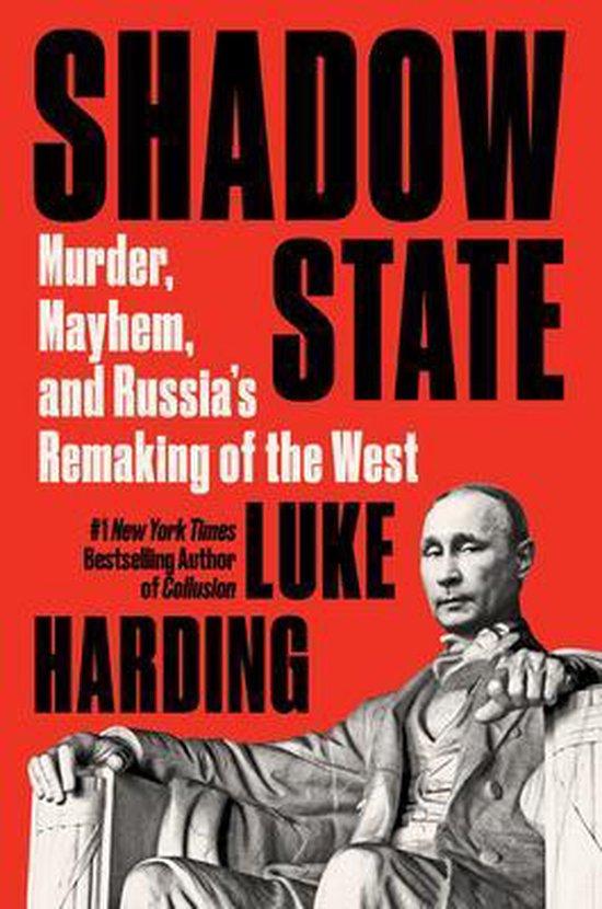 Boek cover Shadow State van Luke Harding (Paperback)
