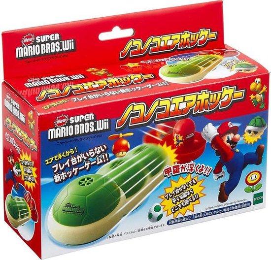 Afbeelding van het spel Super Mario Airhockey