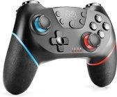 BELIFE® Geschikt voor Nintendo Switch Controller - Draadloos Nintendo Controller - Draadloos en Oplaadbaar - Motion Sensors & Trilfunctie