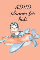 ADHD planner for kids