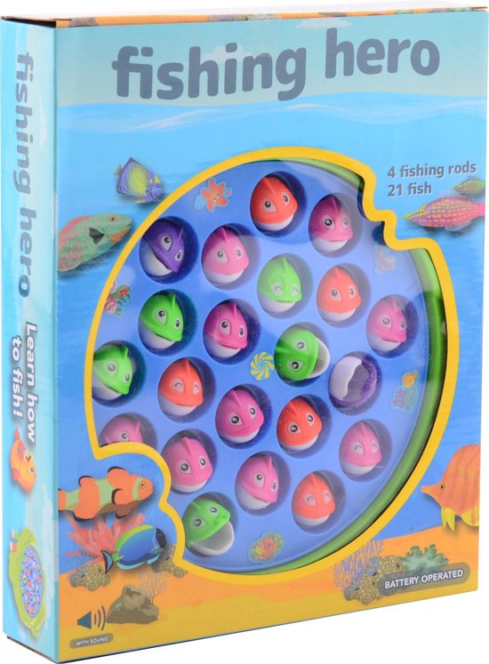Fishing Hero - Hengelspel