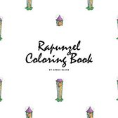 Rapunzel Coloring Book for Children (8.5x8.5 Coloring Book / Activity Book)