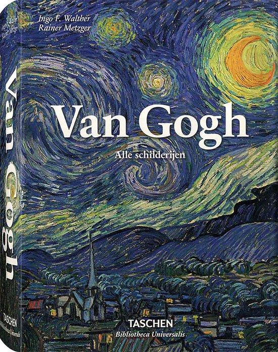 Boek cover Van Gogh - Alle schilderijen (bu-NL) van Ingo F. Walther (Hardcover)