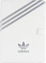 adidas Originals Basics Premium Stand Case for iPad Air 2 white/silver