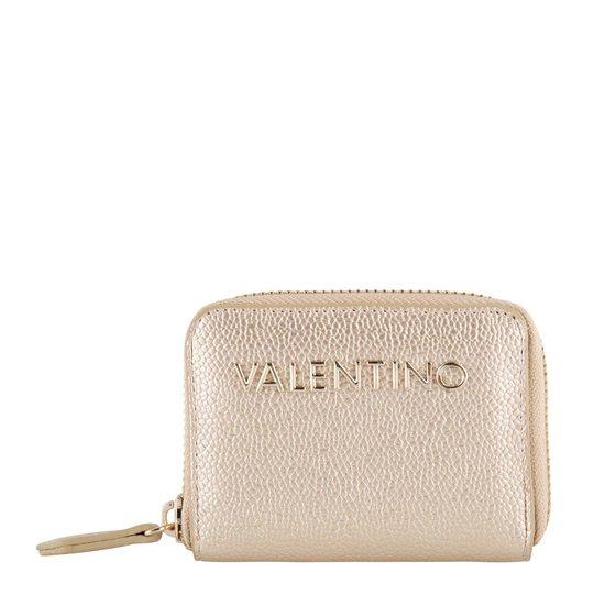 Valentino Divina Dames Portemonnee - Goud