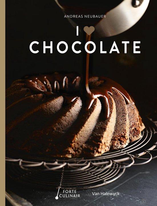 I love chocolate - Andreas Neubauer pdf epub