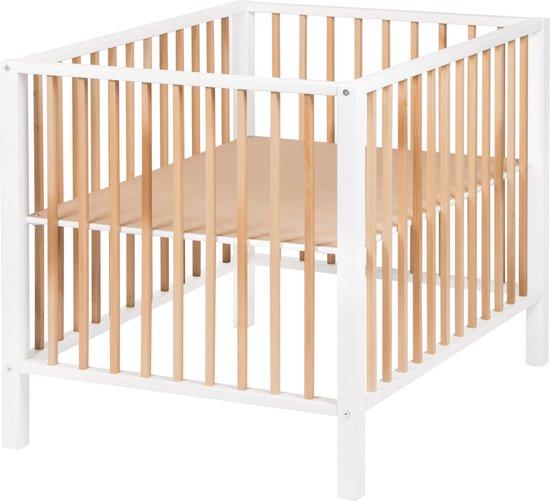 Quax Baby Box / park Nordic - Wit / Naturel - 95x75 cm