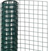 Nature Tuinhek vierkant gaas groen 0.5x2.5 m 6050260