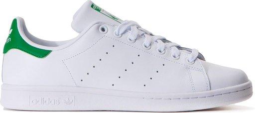adidas Stan Smith Sneakers - Cloud White/Core White/Green - Maat 40 2/3