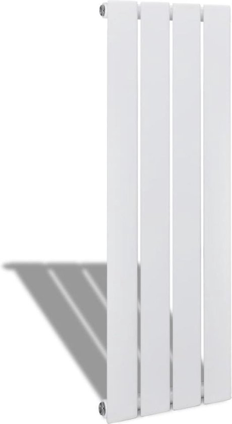Verwarmingsradiator 311mm x 900mm (wit)