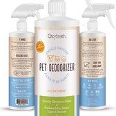 Oxyfresh Pets Geurverwijderaar - Spray tegen vieze geuren afkomstig van dieren