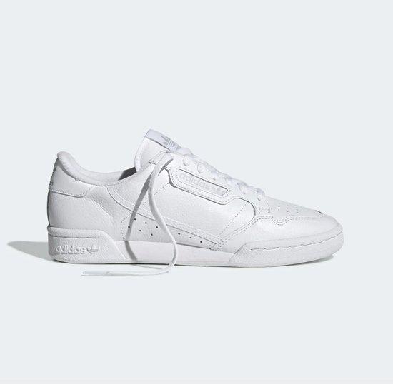 Adidas Continental 80 Wit - Heren Sneakers - CG7120 - Maat 46 2/3